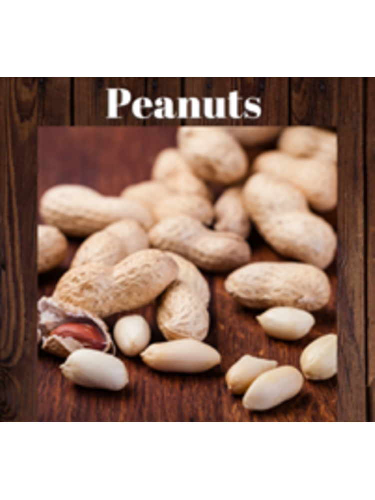 Sheldrake Coffee Roasting, Roasted Virginia Peanuts, 1 lb bag