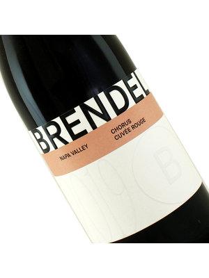 Brendel 2019 Red Wine, Cuvee Rouge Chorus, Napa Valley