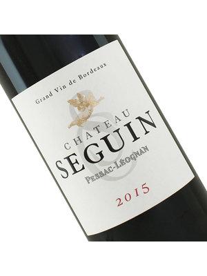 Chateau Seguin 2015 Pessac-Leognan Bordeaux