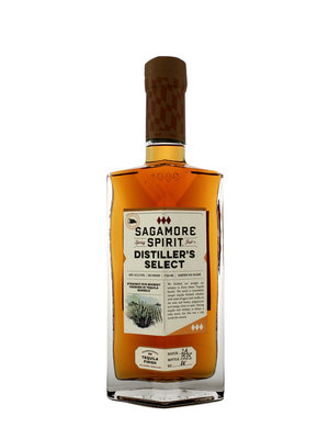 Sagamore Distiller's Select Straight Rye Whiskey Finished in Tequila Barrels