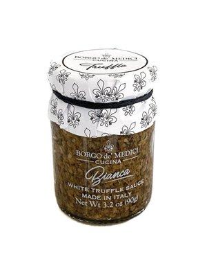 "Borgo de' Medici  ""Bianca"" White Truffle Sauce, 3.2 oz"