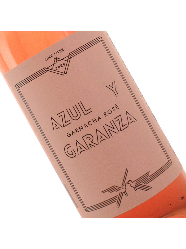 Azul y Garanza 2020 Rose 1Lt, Navarra Spain