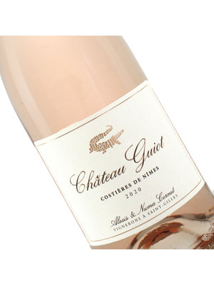 Chateau Guiot 2020 Costieres De Nimes Rose, Rhone Valley