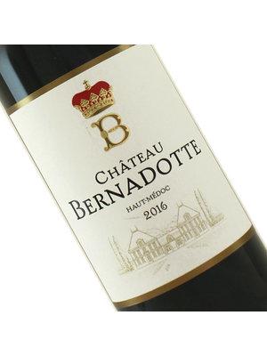 Chateau Bernadotte 2016 Haut-Medoc, Bordeaux