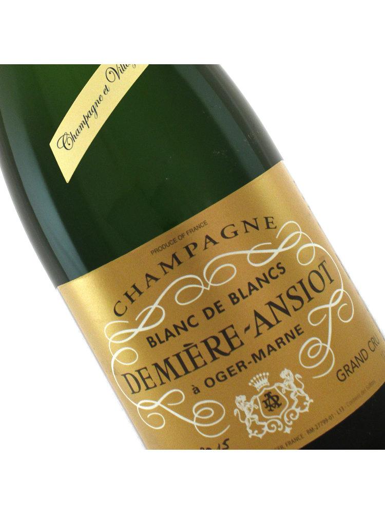Demiere-Ansiot 2015 Champagne Grand Cru Brut Blanc De Blancs, 1.5L