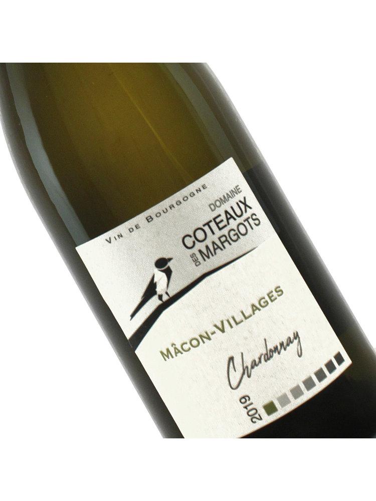 Domaine  Coteaux Des Margots 2019 Macon-Villages Chardonnay, Burgundy
