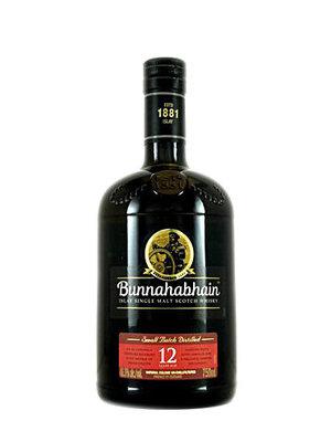 Bunnahabhain Islay 12 Year Old Single Malt Scotch Whisky