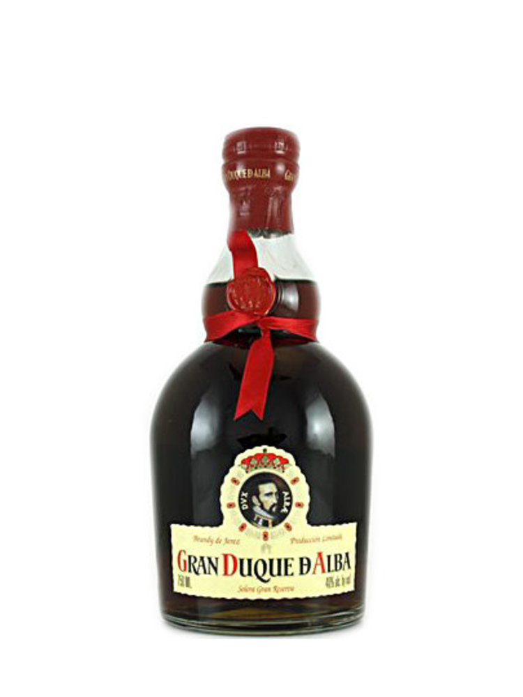 Gran Duque D'Alba Solera Gran Reserva, Brandy de Jerez