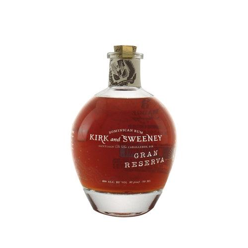Kirk & Sweeney Dominican Rum Gran Reserva