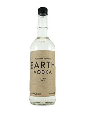 Earth Vodka, California
