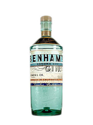 D. George Benham's Sonoma Dry Gin, California