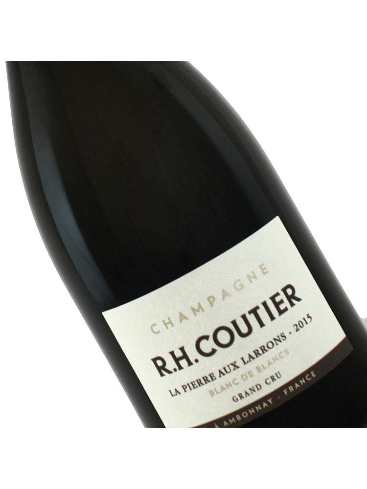 R. H. Coutier 2015 La Pierre Aux Larrons Blanc de Blancs Grand Cru Champagne