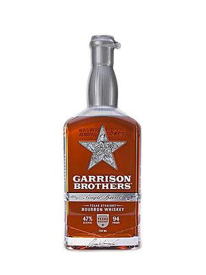 Garrison Brothers Texas Straight Bourbon Whiskey, Single Barrel, Hye, Texas