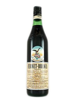 Fernet-Branca Liqueur, Milan, Italy