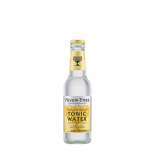 Fever Tree Indian Tonic Water - 4pk
