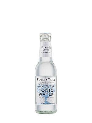 Fever Tree Refreshingly Light Tonic Water - 4pk