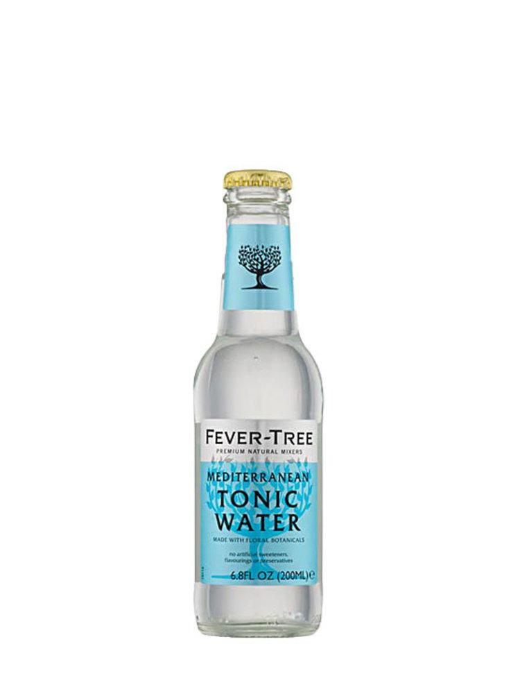 Fever Tree Mediterranean Tonic Water - 4pk