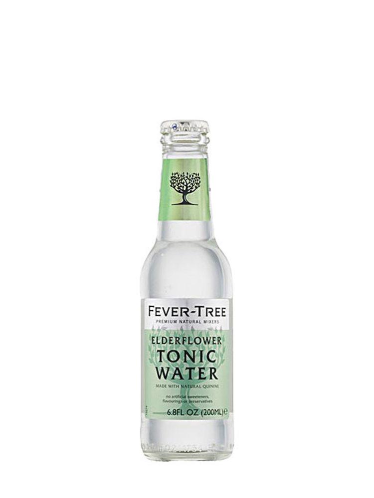 Fever Tree Elderflower Tonic Water - 4pack