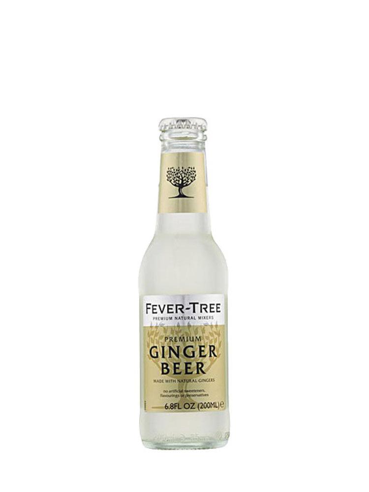 Fever Tree Ginger Beer - 4pk