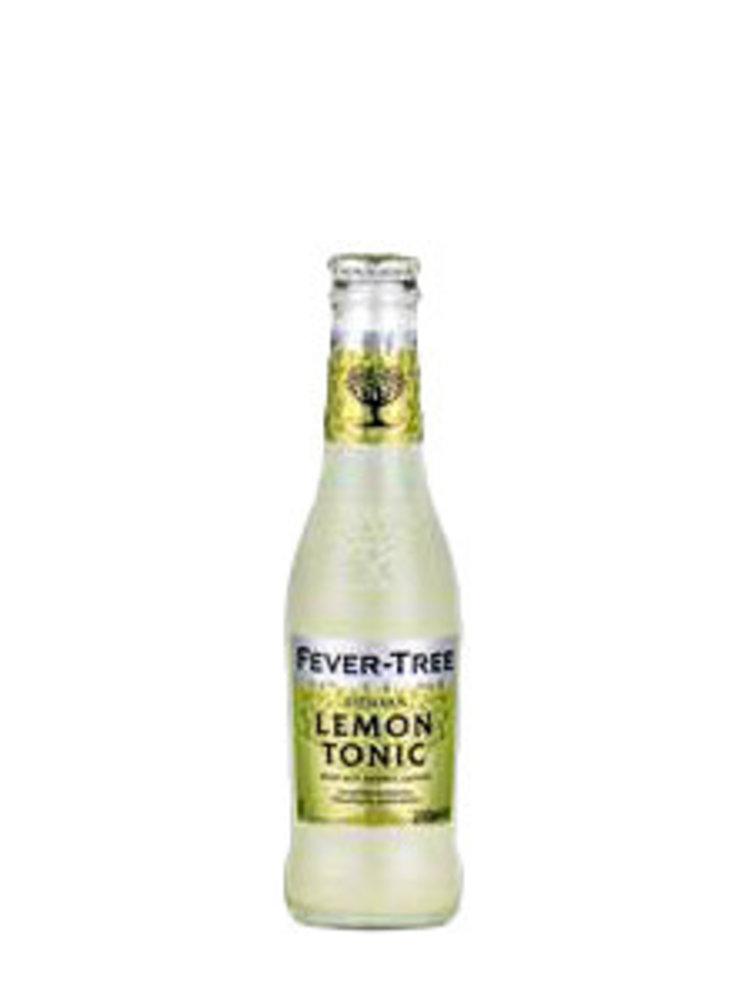 Fever Tree Lemon Tonic Water - 4pk