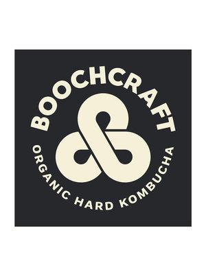 """Boochcraft """"Liquid Art Lab:  Blackberry Sage"""" Hard Kombucha 16oz can-Chula Vista, CA"""