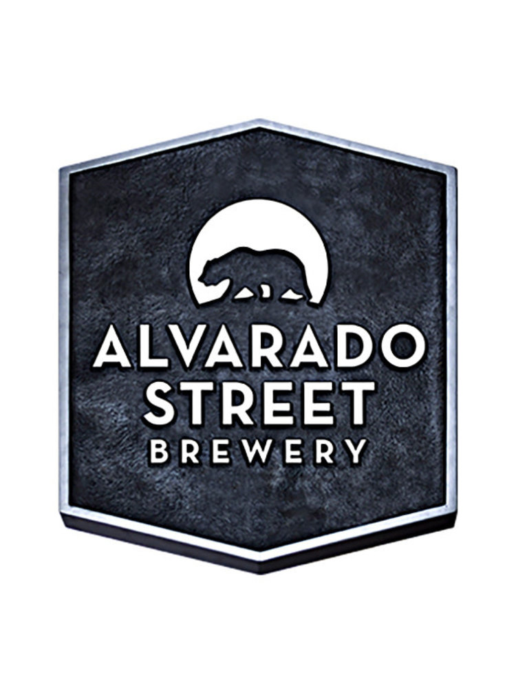 """Alvarado Street """"Double Howzit Punch"""" Fruited imperial sour 16oz Can - Salinas CA"""
