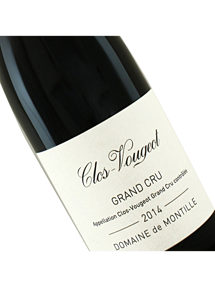 Domaine De Montille 2014 Clos de Vougeot Grand Cru, Burgundy