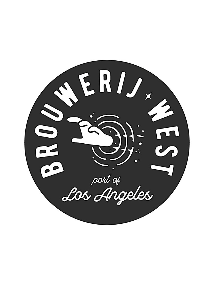 """Brouwerij West """"Things"""" Watermelon Seltzer 16oz can-San Pedro, CA"""