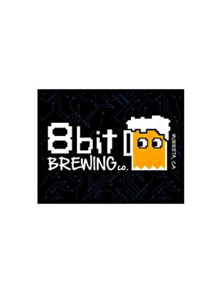 "8 Bit Brewing  ""Sour Solvent"" Fruited Sour DIPA 16oz can-Murrieta, CA"