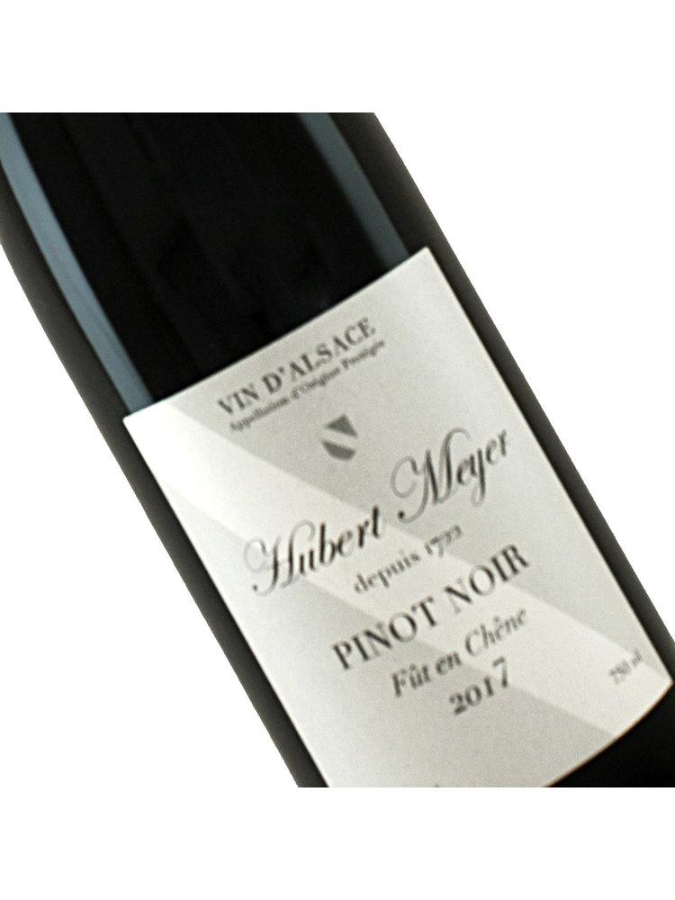 """Hubert Meyer 2017 Pinot Noir """"Fut en Chene"""" Alsace"""