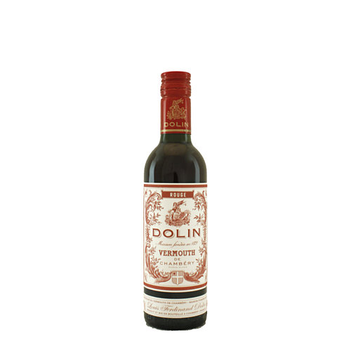 Dolin Vermouth de Chambery Rouge - 375ml