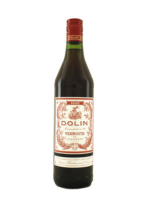 Dolin Vermouth de Chambery Rouge, Savoie, France