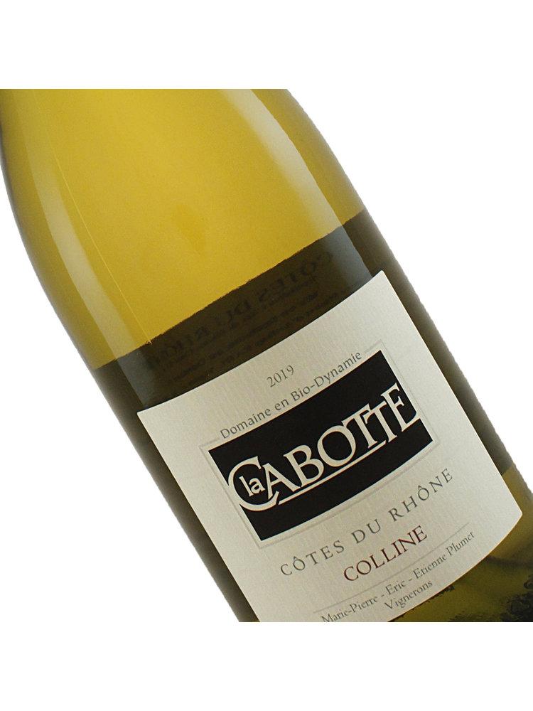 """La Cabotte 2020 """"Colline"""" Cotes du Rhone Blanc, Rhone"""