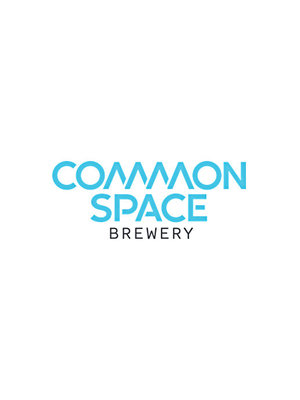"""Common Space Brewery """"Welcome to Talus Beach"""" Single Hopped Hazy Pale 16oz can - Hawthorne, CA"""