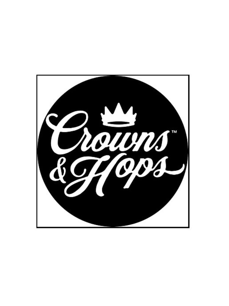 "Crown & Hops Brewing ""Mama's Keys"" Key Lime Pie Gose 16oz can- Santa Rosa, CA"
