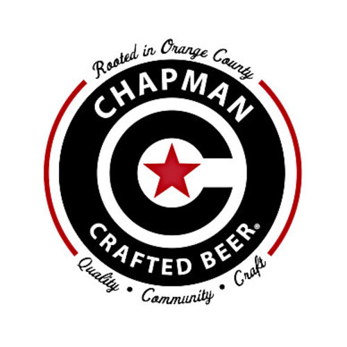 """Chapman Crafted """"Graham Canyon"""" Pastry stout; Graham crackers/marshmallow 16oz can- Orange, CA"""