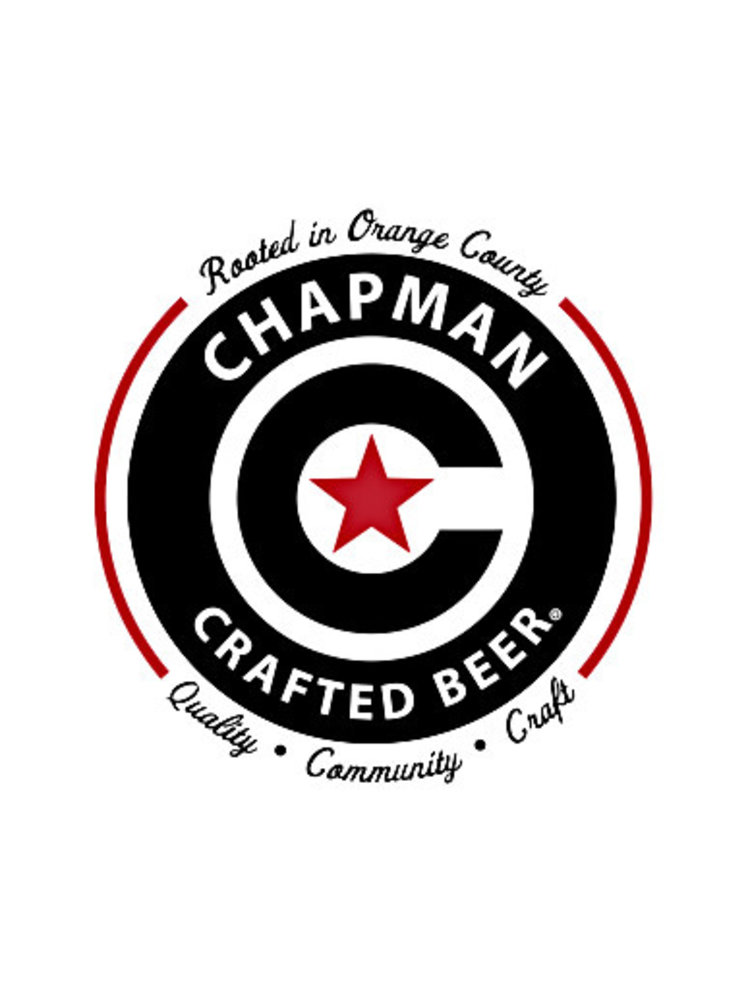 """Chapman Crafted """"Opt Outside""""  West Coast IPA 16oz can- Orange, CA"""