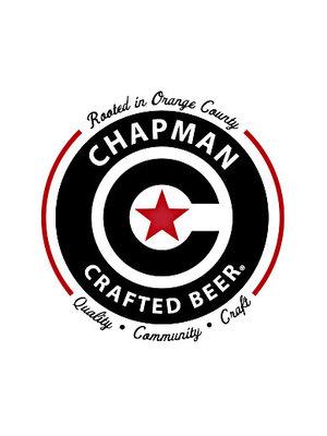 "Chapman Crafted Beer ""Pils-Batch 500"" Pilsner 16oz Can"