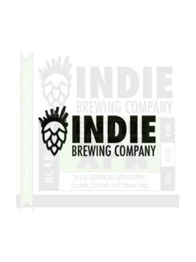 """Indie Brewing """"Dank Coast"""" West Coast IPA 16oz can- Los Angeles, CA"""
