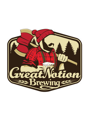"""Great Notion """"Over Ripe"""" IPA with Mangosteen 16oz can- Portland, Oregon"""