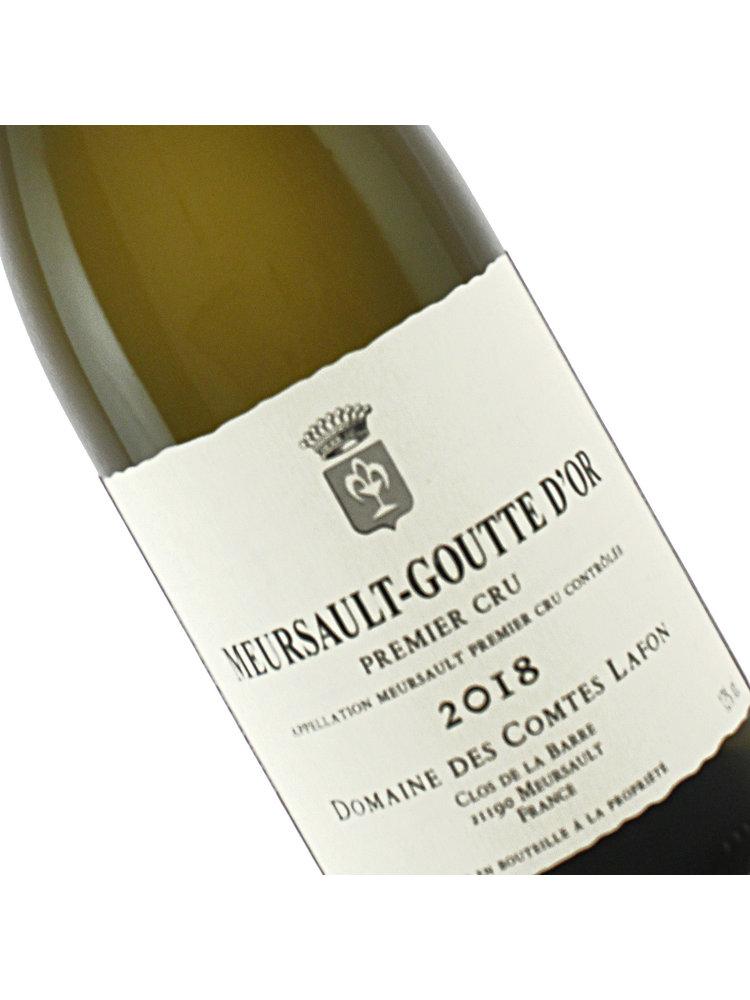 Domaine des Comtes Lafon 2018 Meursault Goutte d'Or, Burgundy