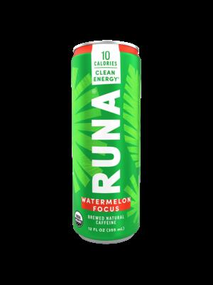 Runa Watermelon Focus Energy Drink, 12 fl oz