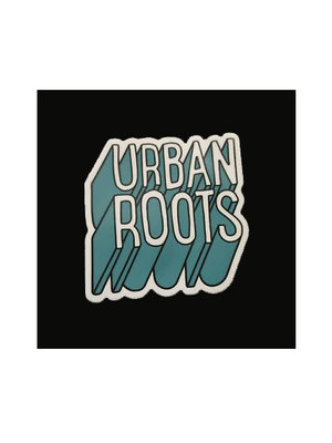 "Urban Roots ""12 Degrees"" Czech Lager 16oz can-Sacramento, CA"
