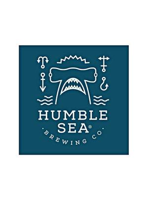 """Humble Sea """"Where The Foggy Things Are"""" Foggy DDH DIPA 16oz-Santa Cruz, CA"""