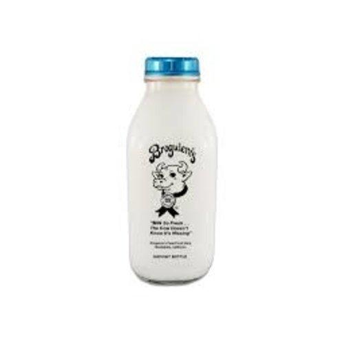 Broguiere's 2% Milk, 32oz.