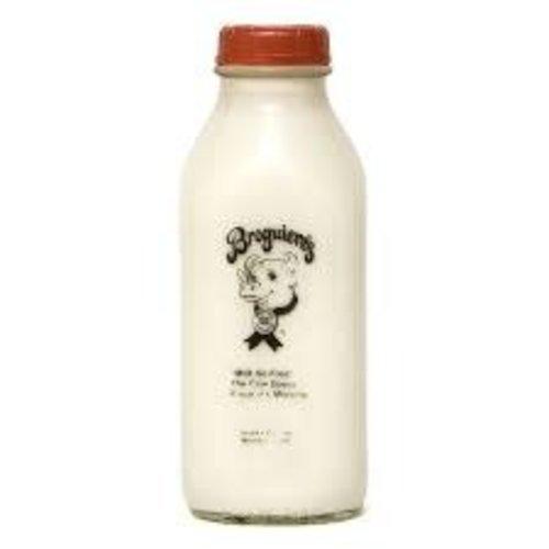 Broguiere's Whole Milk, 32oz.