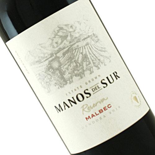 Manos Del Sur 2019 Malbec Reserva - Argentina