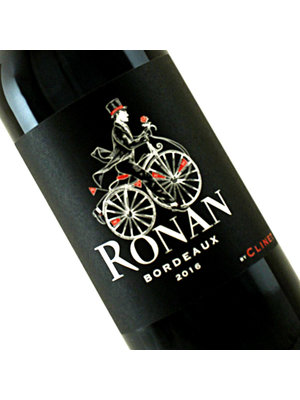 Ronan 2016 Bordeaux by Clinet 750ml - France