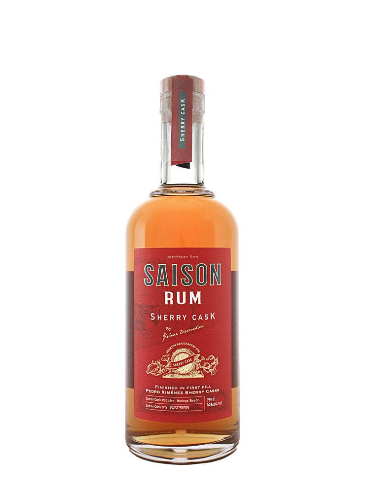 "Saison Rum ""Sherry Cask"" by Jerome Tessendier 750ml - Frane"