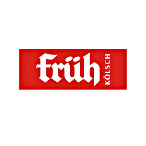 """Fruh """"Fruh Kolsch"""" Kolsch PARTY 5 LT  KEG -Germany"""